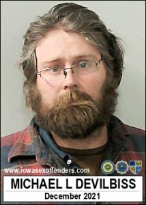 Michael Lee Devilbiss a registered Sex Offender of Iowa