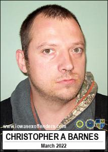 Christopher Adam Barnes a registered Sex Offender of Iowa