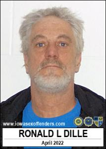 Ronald Lee Dille a registered Sex Offender of Iowa