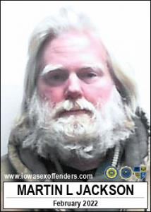 Martin Lavern Jackson a registered Sex Offender of Iowa