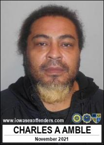 Charles Aaron Amble a registered Sex Offender of Iowa