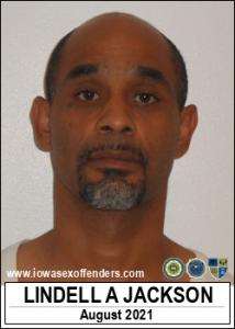 Lindell Andre Jackson a registered Sex Offender of Iowa
