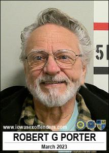 Robert Gerald Porter a registered Sex Offender of Iowa