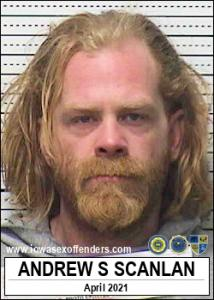 Andrew Scott Scanlan a registered Sex Offender of Iowa