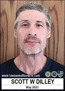 Scott William Dilley a registered Sex Offender of Iowa