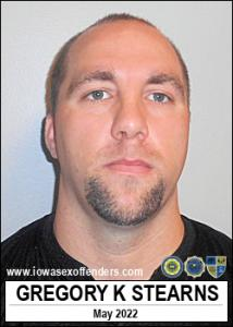 Gregory Kyser Stearns a registered Sex Offender of Iowa