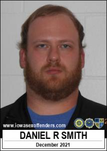 Daniel Ryan Smith a registered Sex Offender of Iowa