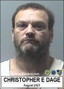 Christopher Earl Franklin Dage a registered Sex Offender of Iowa