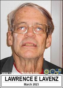 Lawrence Eugene Lavenz a registered Sex Offender of Iowa