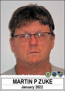 Martin Paul Zuke a registered Sex Offender of Iowa