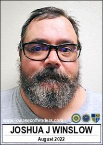 Joshua John Winslow a registered Sex Offender of Iowa