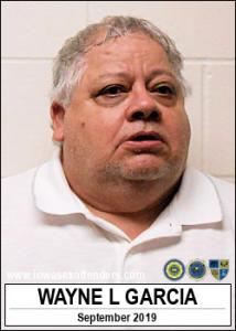 Wayne Latimer Garcia a registered Sex Offender of Iowa
