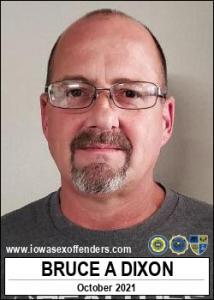 Bruce Allen Dixon a registered Sex Offender of Iowa