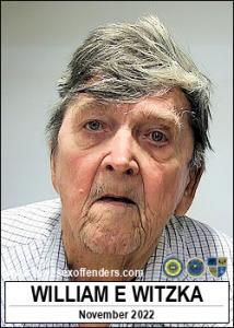 William Earl Witzka a registered Sex Offender of Iowa