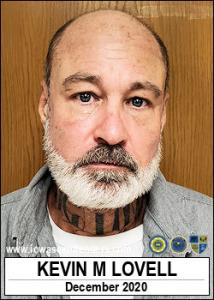 Kevin Michael Lovell a registered Sex Offender of Iowa