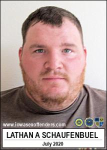 Lathan Andy Schaufenbuel a registered Sex Offender of Iowa