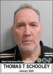 Thomas Todd Schooley a registered Sex Offender of Iowa