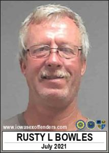 Rusty Lynn Bowles a registered Sex Offender of Iowa