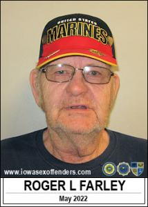 Roger Lewis Farley a registered Sex Offender of Iowa