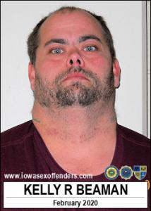 Kelly Ross Beaman a registered Sex Offender of Iowa