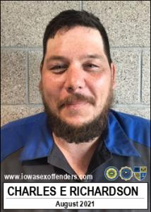 Charles Ethan Richardson a registered Sex Offender of Iowa