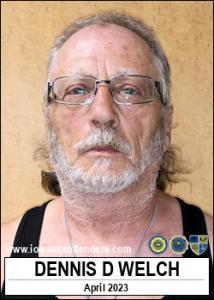 Dennis Dean Welch a registered Sex Offender of Iowa