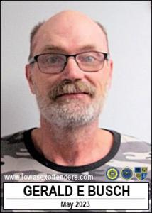 Gerald Elton Busch a registered Sex Offender of Iowa