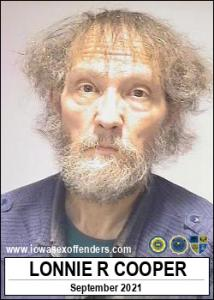 Lonnie Ray Cooper a registered Sex Offender of Iowa