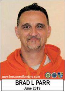 Brad Lee Parr a registered Sex Offender of Iowa