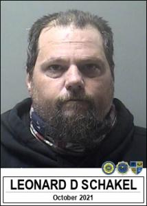 Leonard Dean Schakel a registered Sex Offender of Iowa