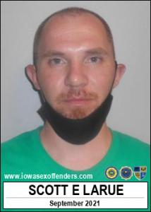 Scott Eugene Larue a registered Sex Offender of Iowa