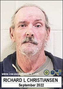Richard Leroy Christiansen a registered Sex Offender of Iowa