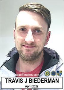 Travis John Biederman a registered Sex Offender of Iowa