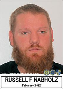 Russell Frank Nabholz a registered Sex Offender of Iowa
