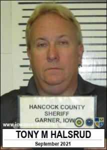 Tony Marvin Halsrud a registered Sex Offender of Iowa