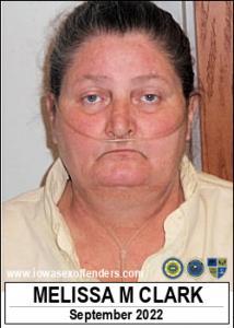 Melissa Maria Clark a registered Sex Offender of Iowa