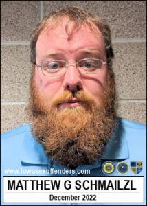 Matthew Gayle Schmailzl a registered Sex Offender of Iowa