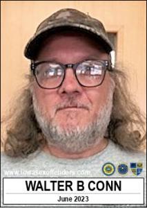 Walter Benjamin Conn a registered Sex Offender of Iowa