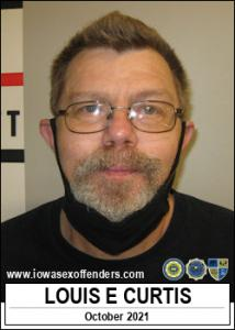 Louis Edward Curtis a registered Sex Offender of Iowa