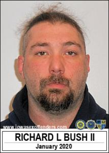 Richard Lee Bush II a registered Sex Offender of Iowa