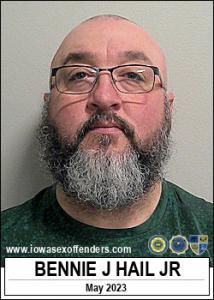 Bennie Jay Hail Jr a registered Sex Offender of Iowa