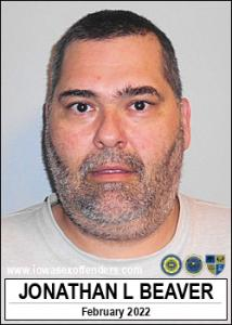 Jonathan Leroy Beaver a registered Sex Offender of Iowa