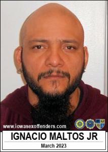 Ignacio Maltos Jr a registered Sex Offender of Iowa