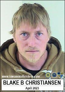 Blake Brendan Christiansen a registered Sex Offender of Iowa