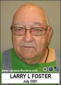 Larry Lee Foster a registered Sex Offender of Iowa