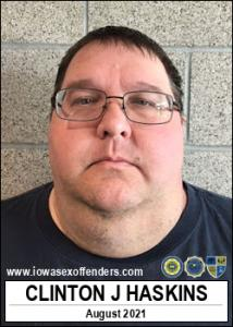 Clinton John Haskins a registered Sex Offender of Iowa