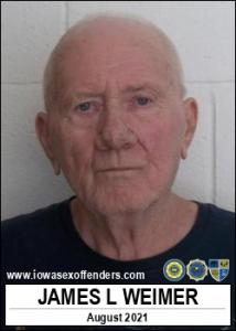 James Leroy Weimer a registered Sex Offender of Iowa