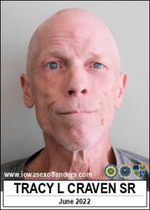 Tracy Lin Craven Sr a registered Sex Offender of Iowa