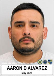 Aaron Daniel Alvarez a registered Sex Offender of Iowa