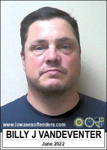 Billy Joe Vandeventer a registered Sex Offender of Iowa